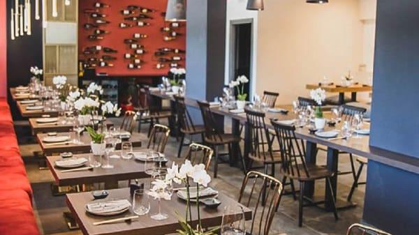 Vista sala - Voya Fusion restaurant, Santa Maria Capua Vetere
