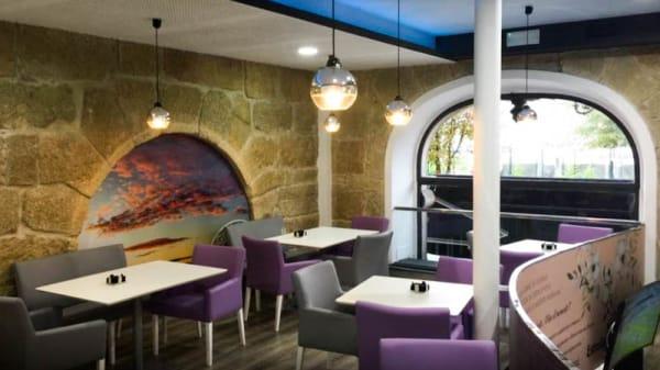 Sala del Restaurante - Carpe Diem, Vigo