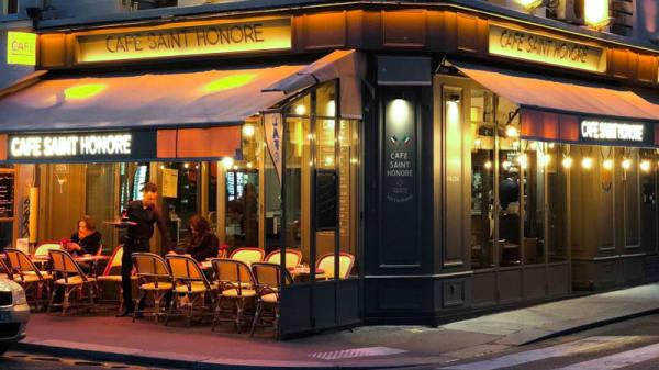 Extérieur - Café Saint Honoré, Paris