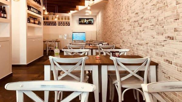 Vista sala - Siar bar restaurant Roma, Roma