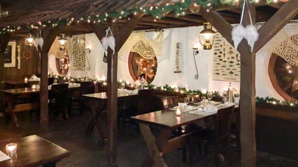 Restaurant - De Oude Clipper, Egmond aan Zee