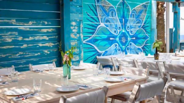Vista sala - IL Faro Restaurante, José Ignacio