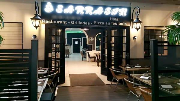 Restaurant - Au Sarrasin, Marseille