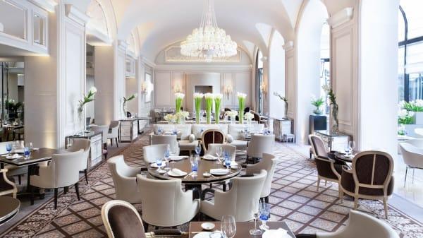 restaurant - Le George - Four Seasons Hôtel George V, Paris