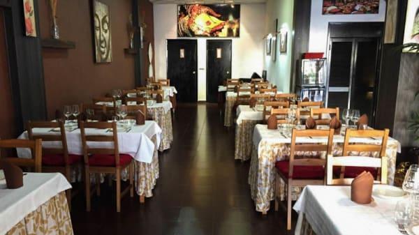 Vista sala - Bombay Grill - Torremolinos, Torremolinos
