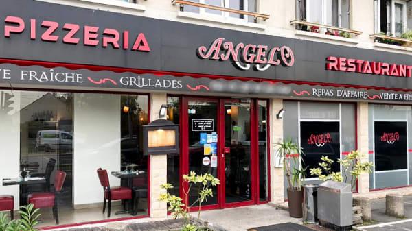 Entrée - Angelo, Montigny-lès-Cormeilles