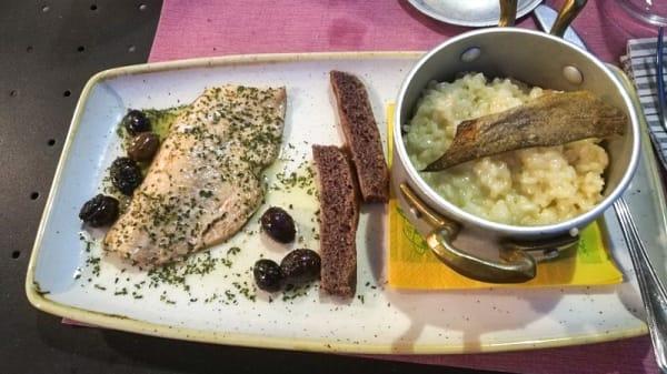 Piatto - La Risotteria, Acqui Terme