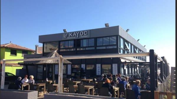 terrasse - Kayoc, Lacanau