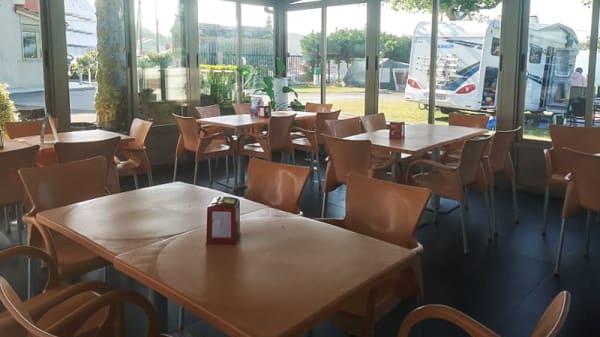 Sala del restaurante - Paxariñas, Sanxenxo