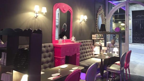 Vista sala - Miss Sushi Alicante, Alicante