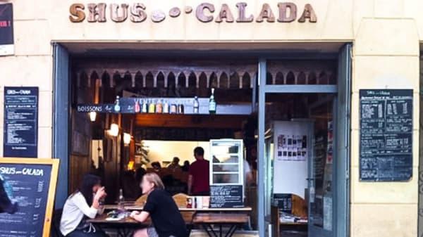 Vue devanture - Shus-Calada, Avignon