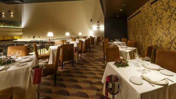 Vista Restaurante - Casino Roxy, Valladolid