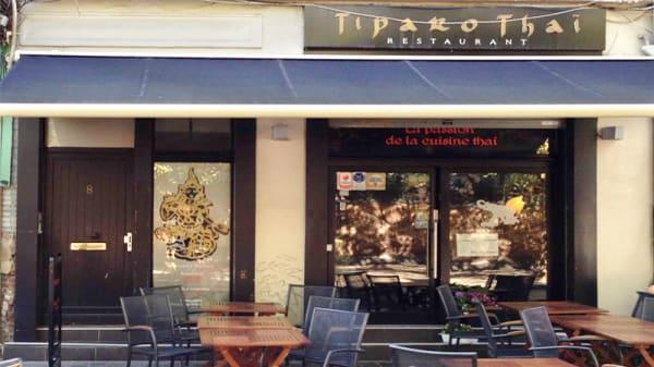Tiparothaï, Lille