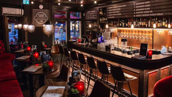 restaurant - De Hap en Tapkamer (het zusje van Stadscafe BLIJ), Zwolle