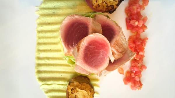 suggestion du chef - Le Galion, Menton