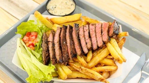 Suggestion du Chef - La Baraque, Châteauneuf-les-Martigues