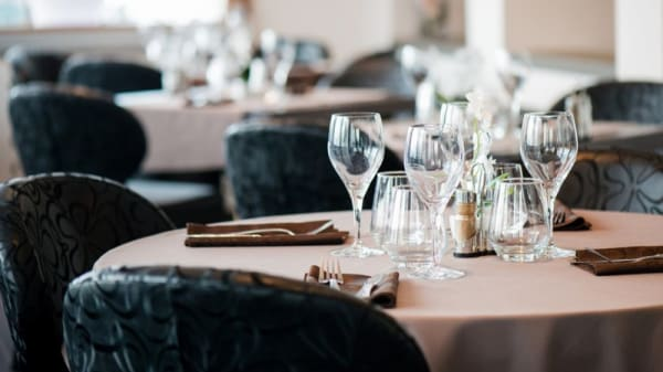 Salle du restaurant - La Villa du Lac, Veyrier-du-Lac