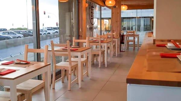 Sala - Niwa Sushi, Leça da Palmeira