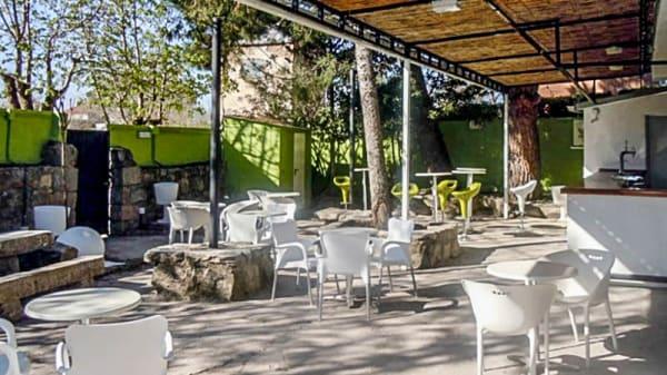 Vista terraza - Los Picazos, Hoyo De Manzanares