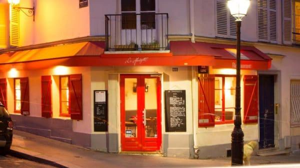 Entrée - La Mandigotte, Paris