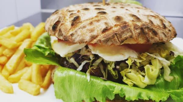 hamburger del Wisconsin - Pivo, Bagheria