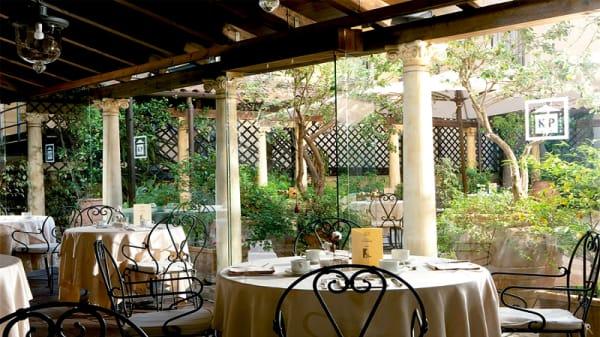 Vista sala - Il Cuciniere, Catania