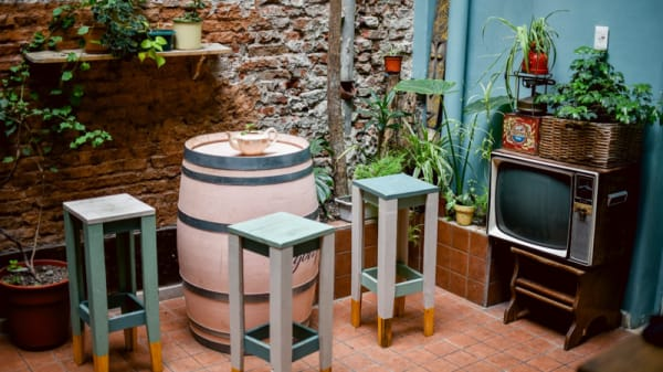 Espacios Calidos - Cultivar, Buenos Aires