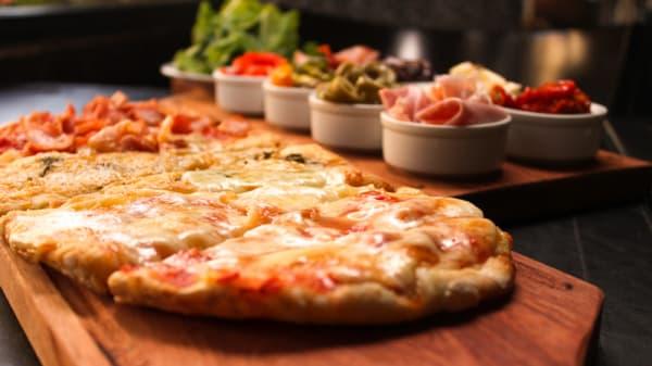 Sugerencia de plato - Almacén de Pizzas (Mendoza), Autonomous City of Buenos Aires