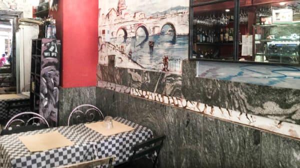 La sala - Pasquino Caffè, Rome
