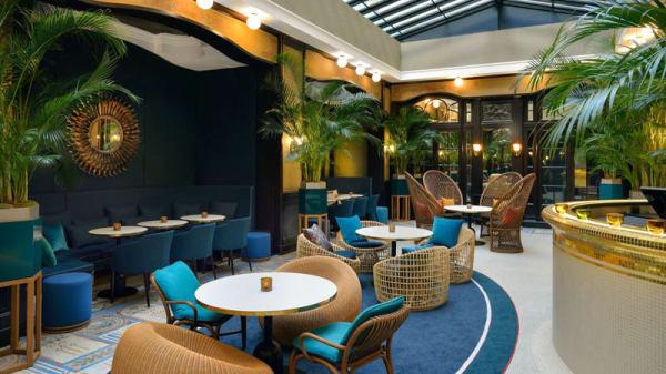 Salle - Le 38 Bar Lounge, Paris