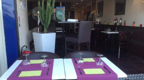 Restaurant - Mani in Pasta, Saint-Laurent-du-Var