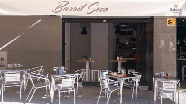 Terraza - Barril Seco, Madrid