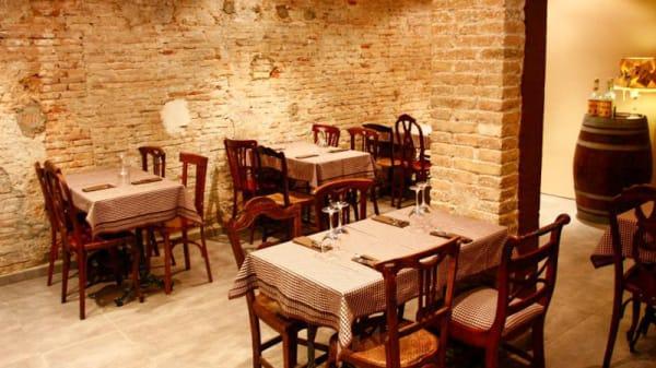 Salón - El Secreto de Ribes, Sant Pere De Ribes