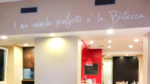 entrata - RoyalBeef - Wine Bar and Restaurant Grill, Lido di Ostia