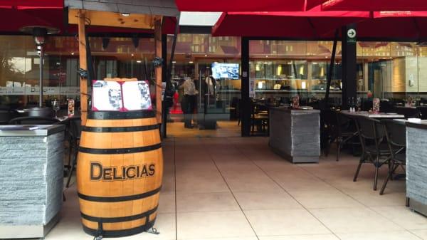 Vista de la sala - Delicias (Mall Plaza Egaña), Santiago de Chile