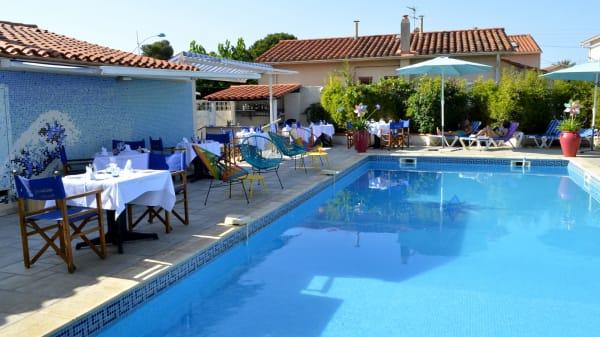 Restaurant et Jardins du Galion, Canet-en-Roussillon