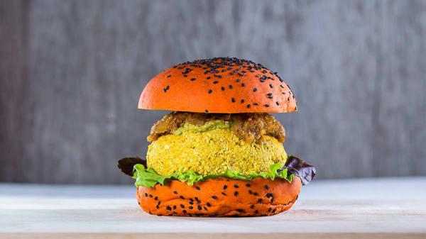 Sugestão do chef - Vegana Burgers - Cais do Sodré, Lisboa