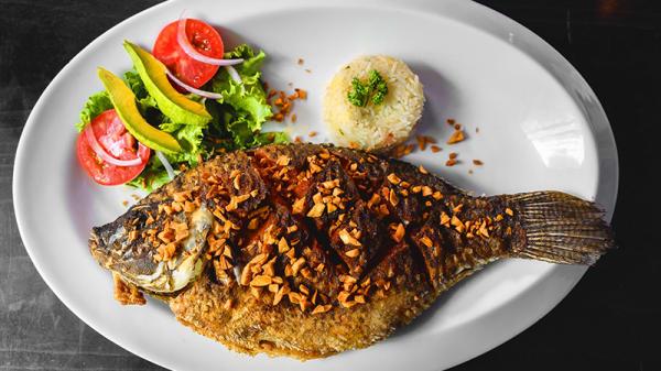 Sugerencia del chef - De Costa a Costa (Plaza Carso), Mexico City