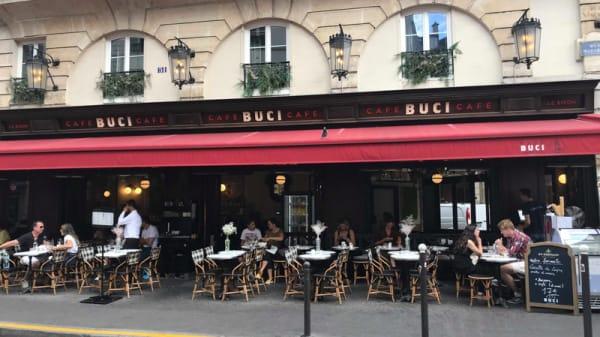 Entrée - Café Le Buci, Paris