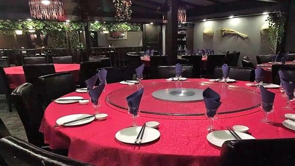 Sala del ristorante - Oienfu, Rome