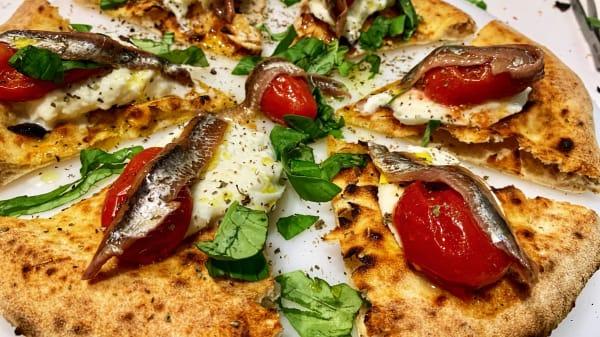 Pizza - Com'era è, Moncalieri