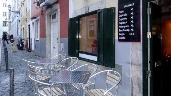 Esplanada - Volta dos Sabores, Lisboa