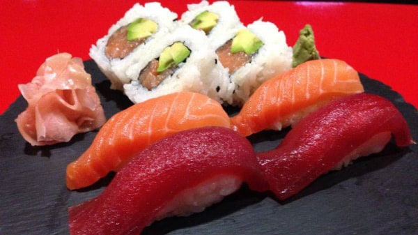 Sugerencia del chef - Tanuki San japones, Badajoz