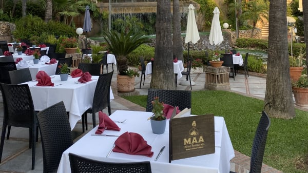 Maa Indian Cuisine, Marbella
