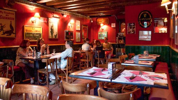 Taverne Gambrinus, Saint-Michel-sur-Orge