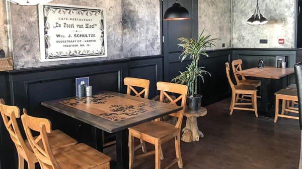 Restaurant - Heer & Meester, Kampen