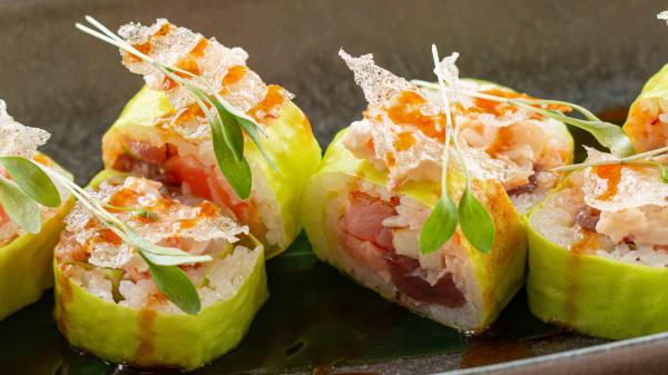 Aroma Sushi Lounge, Sintra