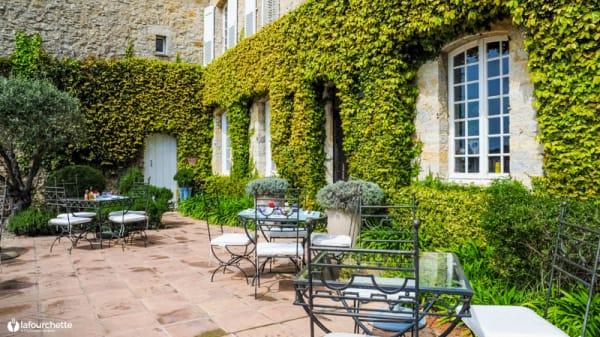 Terrasse - Le Manoir De L'Etang, Mougins
