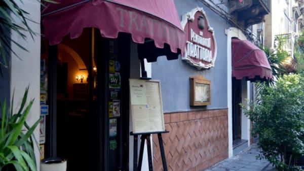 Entrata - La Pentolaccia, Catania