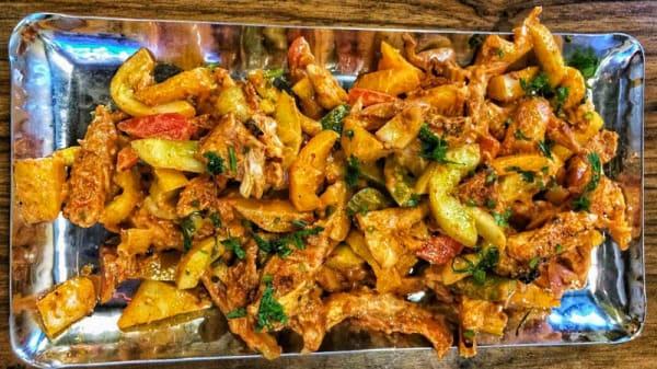 Sugerencia de plato - Indian Sabor, Calella